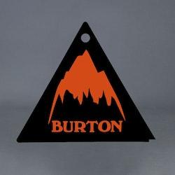Burton valla sickel Svart