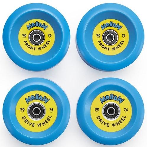 Mellow 90mm wheelset