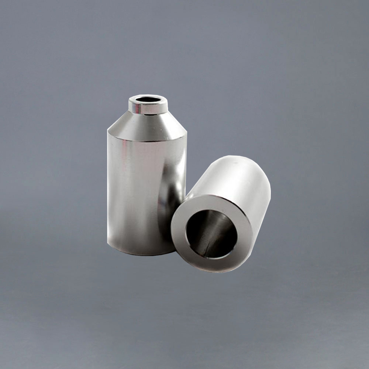 Blunt Silver ALU Sparkcykel Pegs