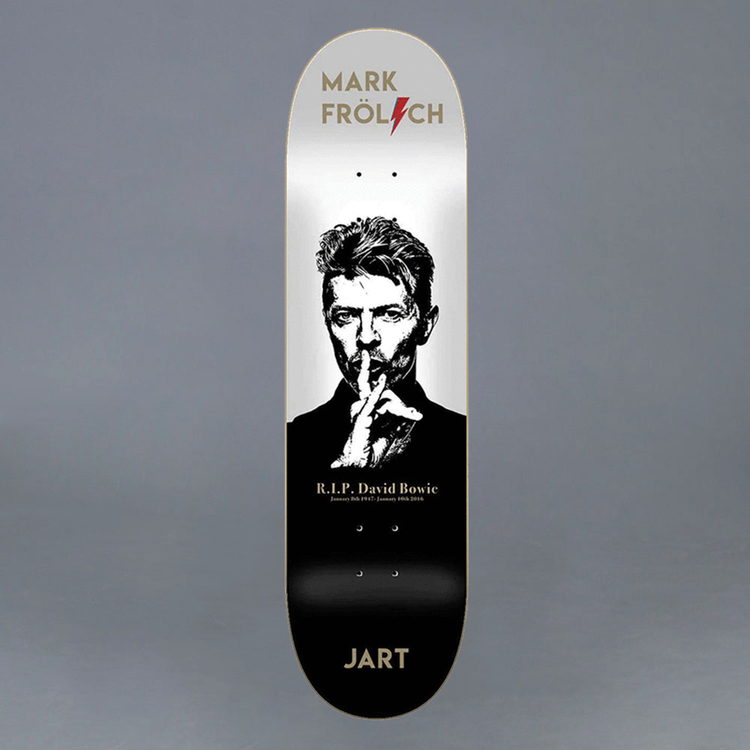 "Jart Mark Frolich 8.0"" Skateboard Deck"