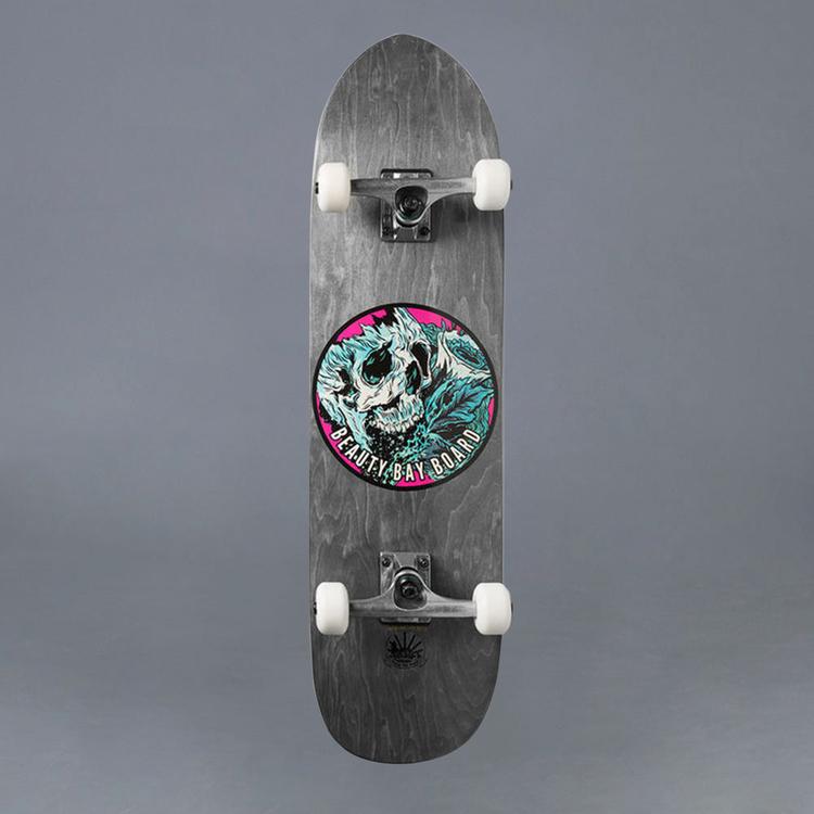 """BeautyBayBoard Ashes 8.5"""" komplett skateboard"""