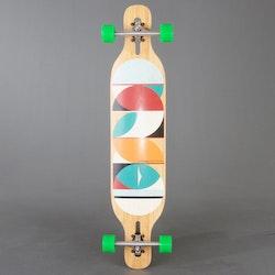 Loaded Dervish Sama 42,8 Komplett Longboard