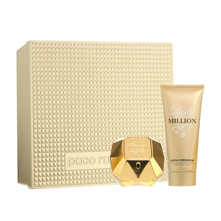 6a831a53eeb5 Paco Rabanne Lady Million Gift Set - FaceandHarmony
