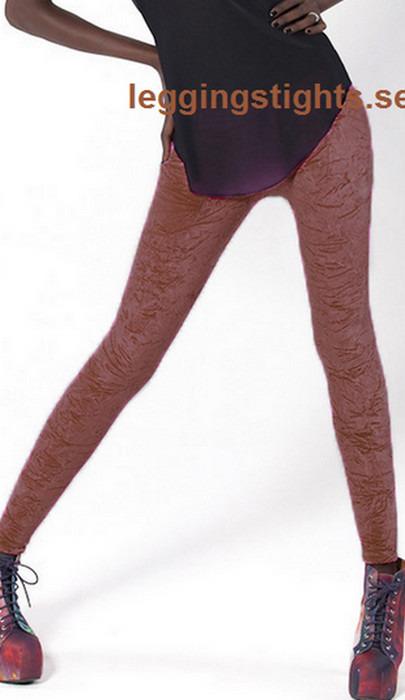 Mörkbruna aphrodite leggings