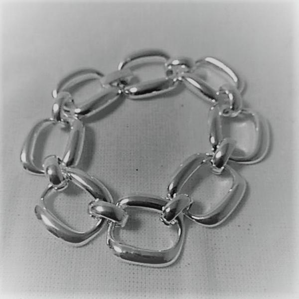 Konfiguration Kedja Länk Armband