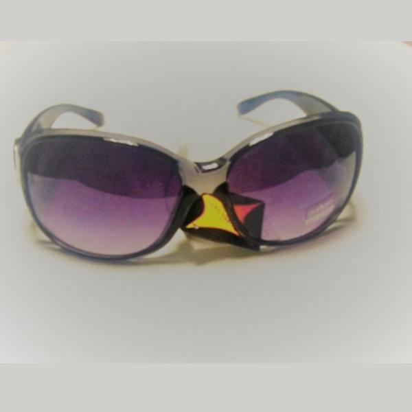 Svarta diamond eye rhinestone solglasögon