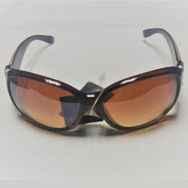 Bruna diamond eye rhinestone solglasögon