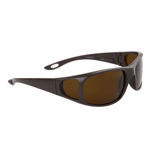 Bruna Polarized solglasögon