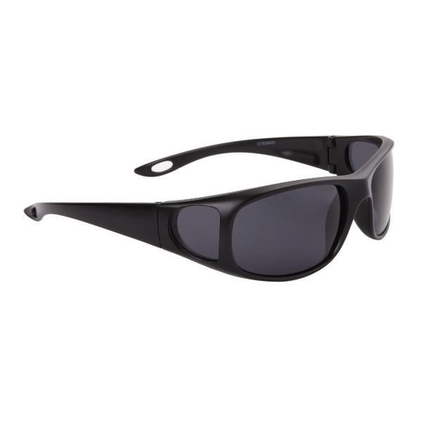 Svarta Polarized solglasögon