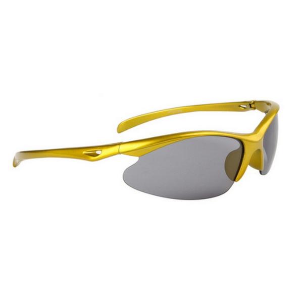 Gula cykling sport solglasögon