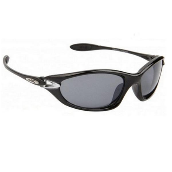 Svarta Xsportz solglasögon med logo