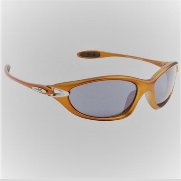 Orange Xsportz Solglasögon med logo