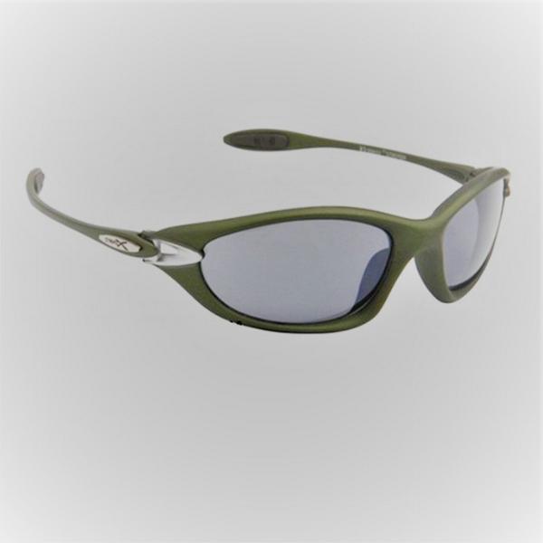 Gröna Xsportz Solglasögon med logo