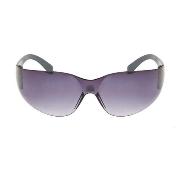 Svarta Slimtonad Lins Safety Glasögon