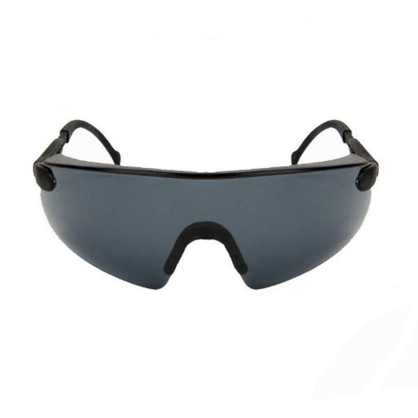 Svarta Tre Steg  Justerbara Armar Safety Glasögon