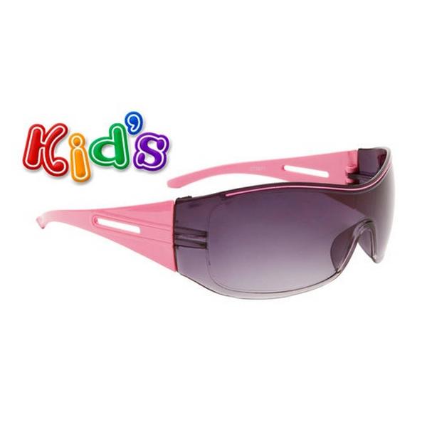 Rosa armar svarta lins barn solglasögon