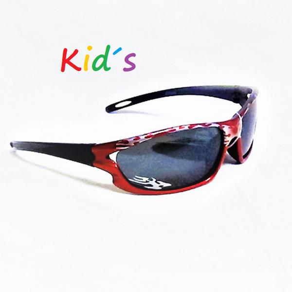 Graffiti ram svarta lins barn solglasögon