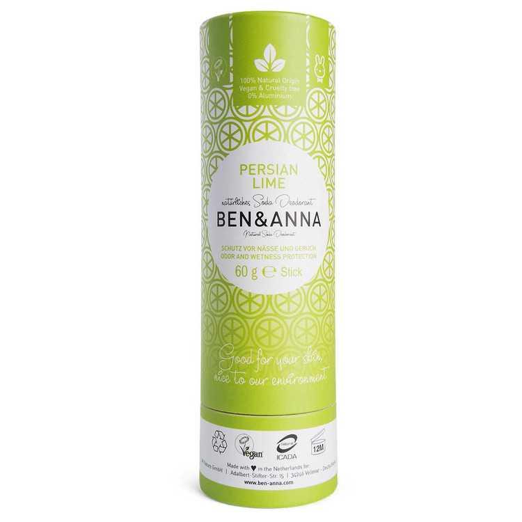 Ben & Anna, Persian lime, deodorantstift