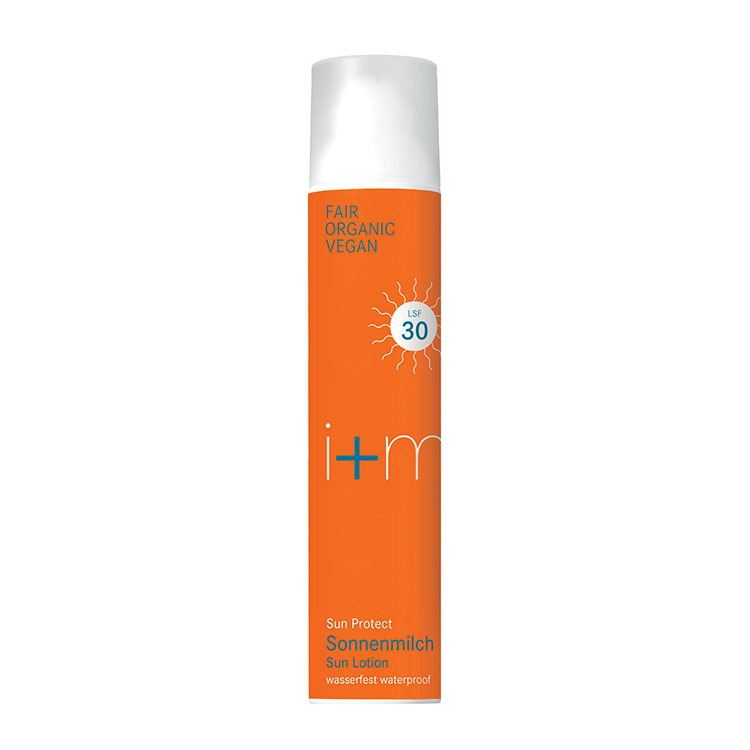 i+m Sun protect sun lotion SPF 30