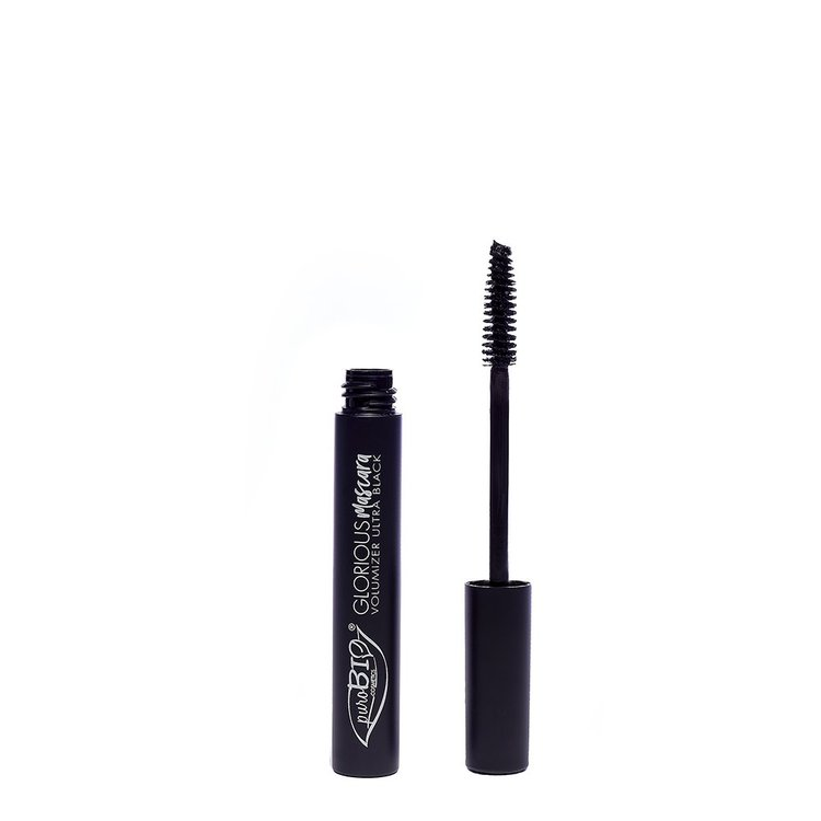 Purobio -MASCARA GLORIOUS – Volumizing black