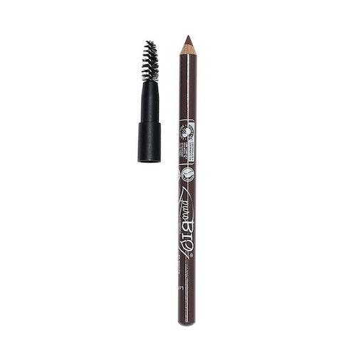 Purobio - Eyeliner Eyebrow Pencil 07 Brown