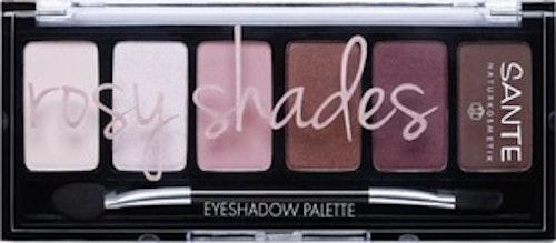 Sante Ögonskugga palett - rosy shades