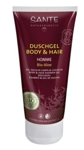 Duschgel Body & Hair - Homme