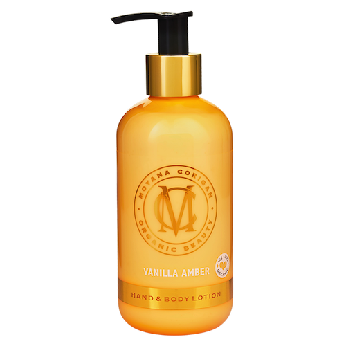Hand & Body Lotion, Vanilla Amber
