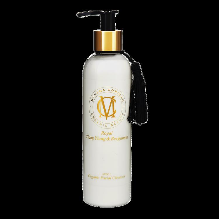 Moyana Corigan Royal Facial Cleanser, Ylang Ylang & Bergamott