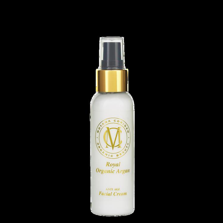 Royal Facial Cream, Organic Argan