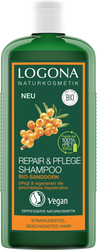 Logona organic schampoo -repair & care havtorn 250 ml