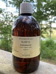 Crearome- Rapsolja kallpressad 500 ml