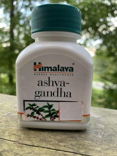 Ashwaganda kapslar -Himalaya