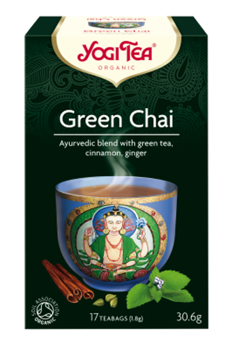 Yogi Tea- Green Chai