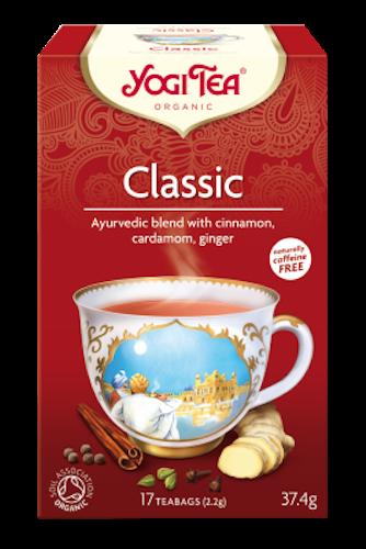 Yogi Tea- Classic (påsar)