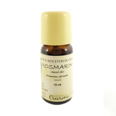 Crearome- Rosmarin eterisk olja 10ml