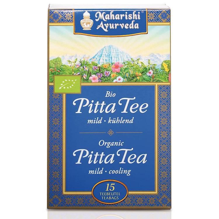 Pitta-té, ekologisk