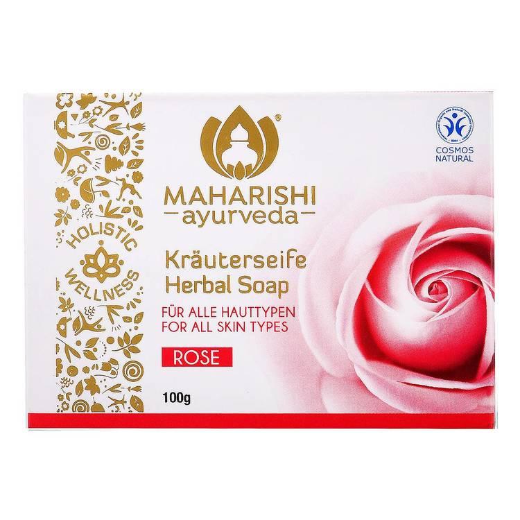 Maharishi Ayurveda Ros tvål