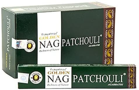 Golden nag- Patchouli