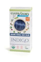 Cultivator´s ekologiskt certifierad växthårfärg – Indigo