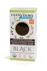 Cultivator´s ekologiskt certifierad växthårfärg – Black