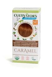 Cultivator´s ekologiskt certifierad växthårfärg – Caramel