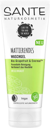 Sante- Cleansing Gel eko grapefruit & evermat