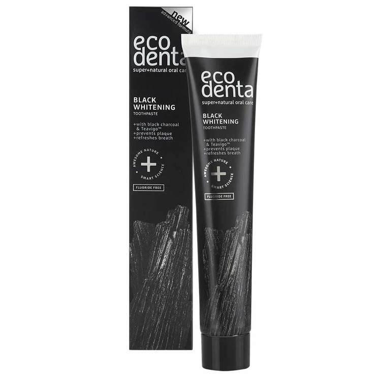 Ecodenta Black whitening tandkräm