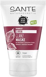 Sante- 3Min Shine Mask eko birch leaf & plant-based proteins