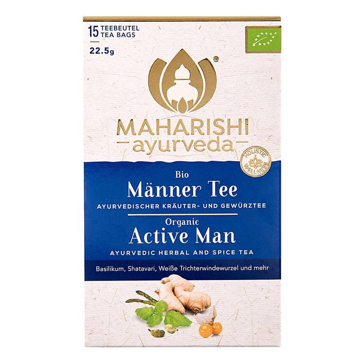 Maharishi Ayurveda- For the active man Tea eko