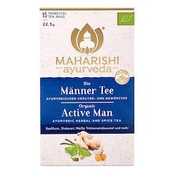 Maharishi Ayurveda- For the active man Tea eko