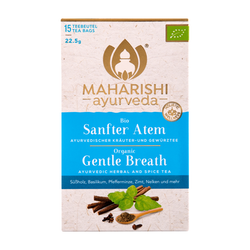 Maharishi Ayurveda- Gentle breath te eko