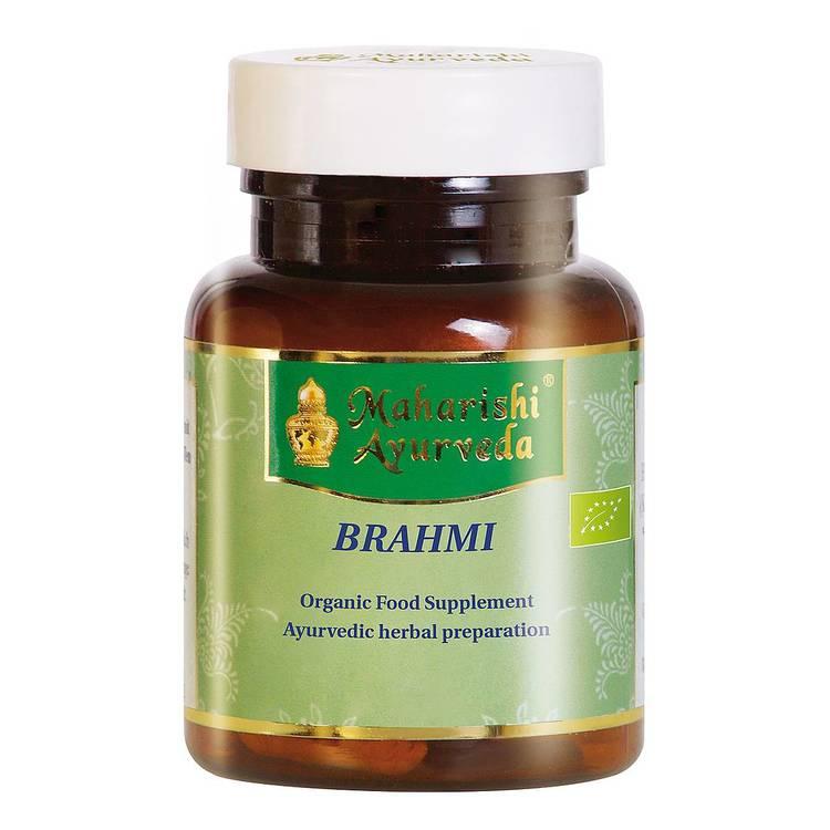 Brahmi tabletter -Maharishi Ayurveda