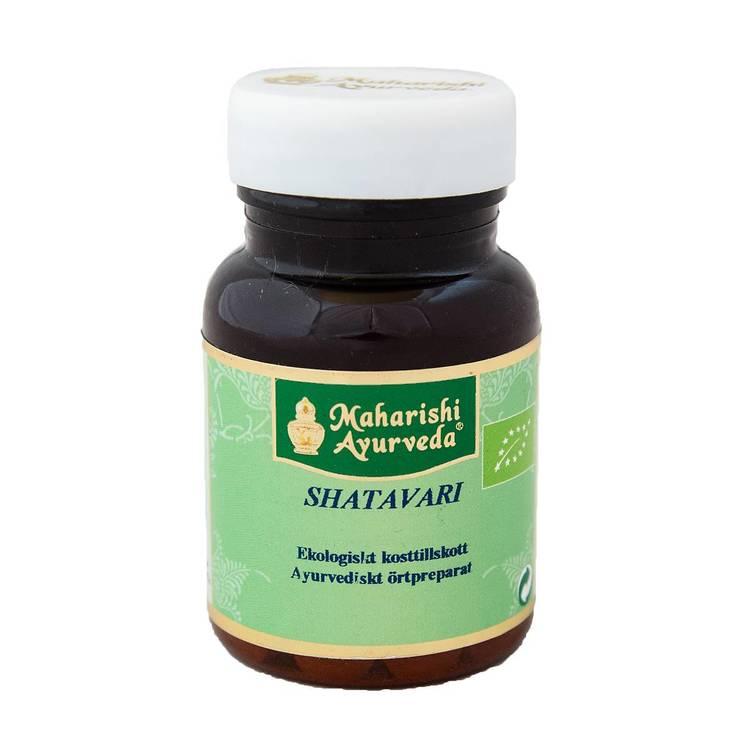 Shatavari tabletter -Maharishi Ayurveda